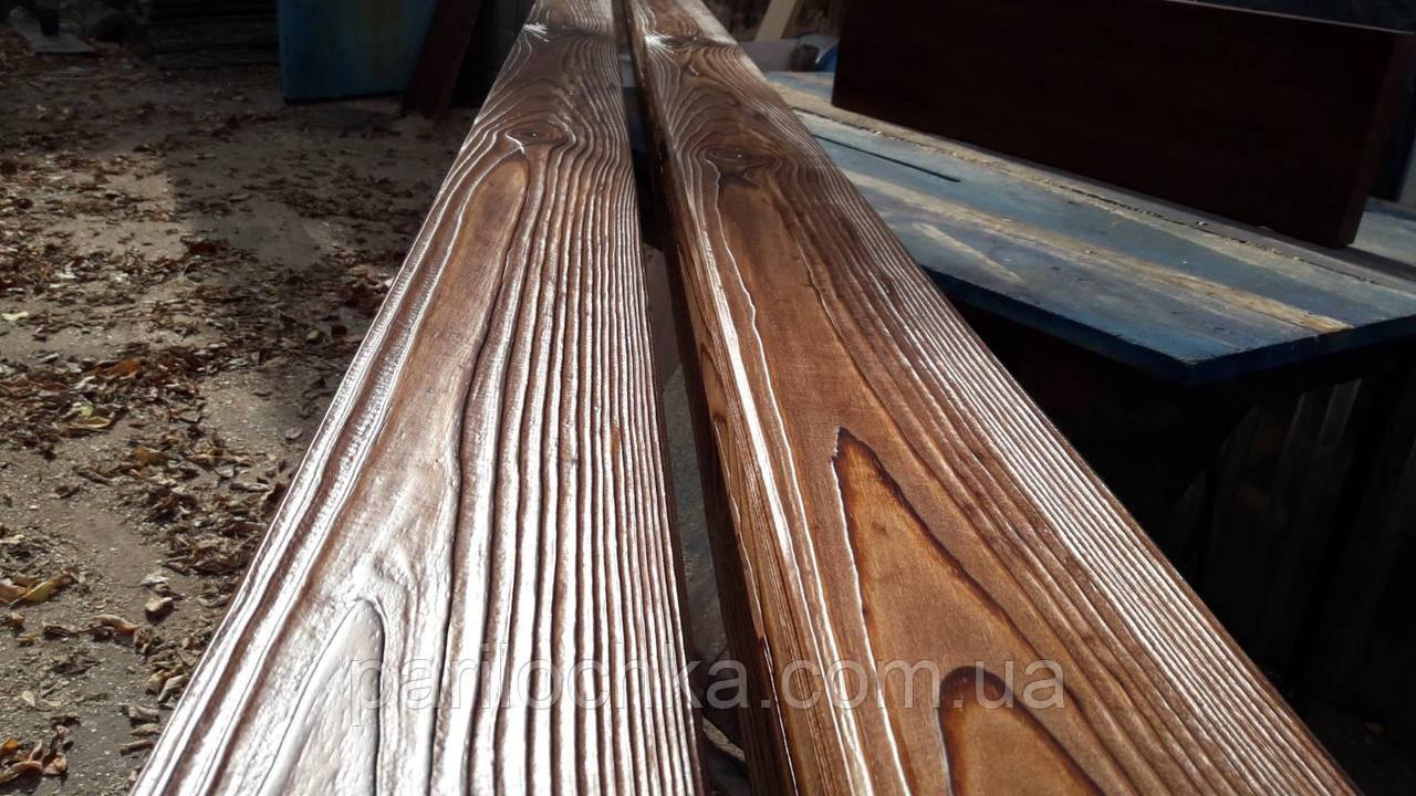 Деревянные балки и фальшбалки для декора помещений