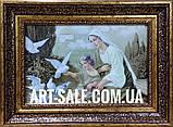Икона Мария с голубями, фото 4