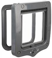 Trixie TX-44202 дверца 2-Way Flap Door для кошек и собак мелких пород
