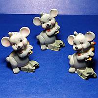 Статуэтка мышка - символ 2020 года (5см) 8шт