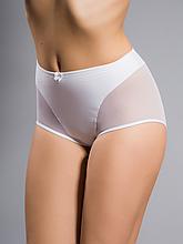 Трусики женские Acousma 30058-1H, цвет Белый, размер XL