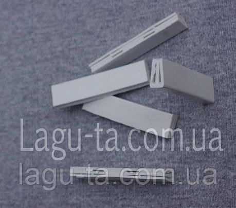 Планка крепления капилляра термостата к испарителю, фото 2