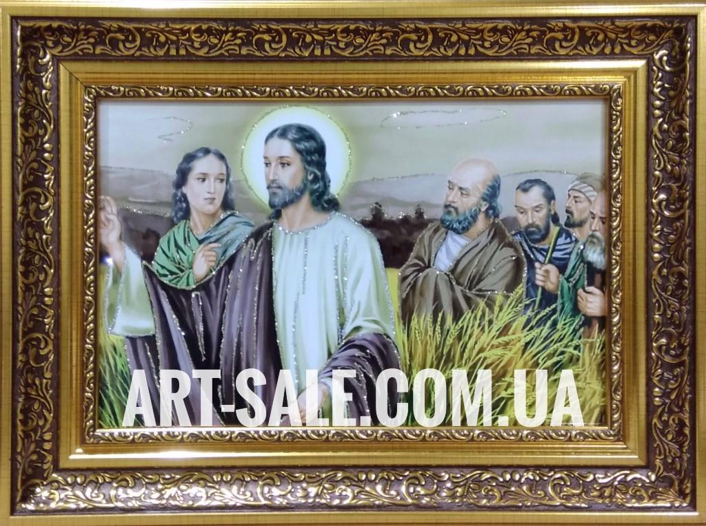 Икона Исус во ржи
