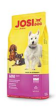 Сухой корм для взрослых собак мини пород JosiDog Mini 900 г