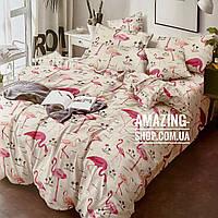 Постельное белье  Двуспальное ZARA | Постільна білизна двоспальна | Двуспальный комплект постельного белья.