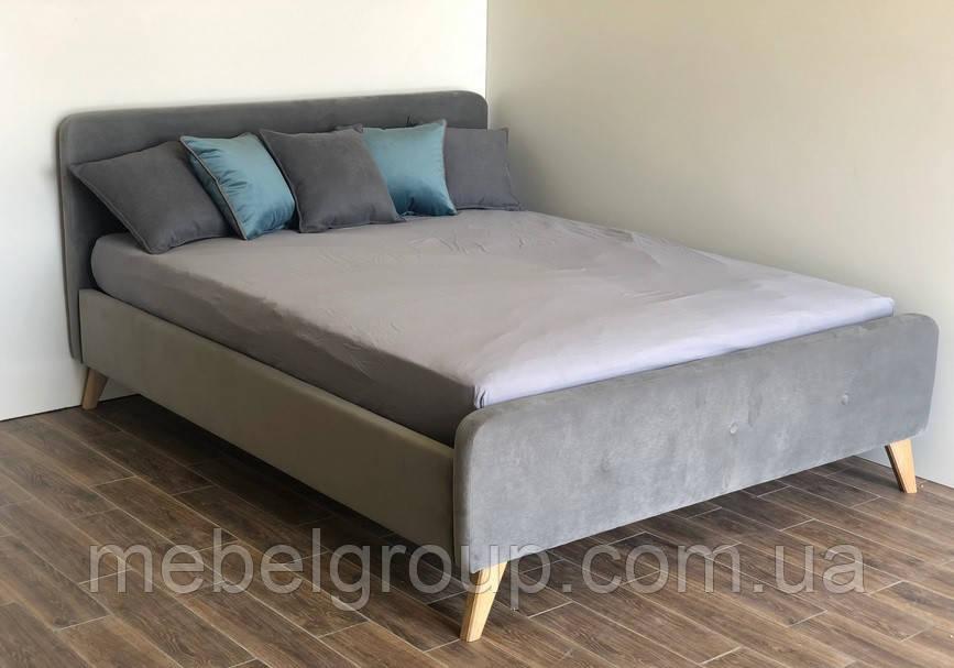 Кровать Нойланд 160*200 с механизмом