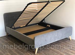 Кровать Нойланд 140*200 с механизмом, фото 3