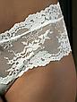 Комплект жіночої нижньої білизни Acousma A6439-1D-P6439-1H, колір Молочний,  розмір 80D-L, фото 2