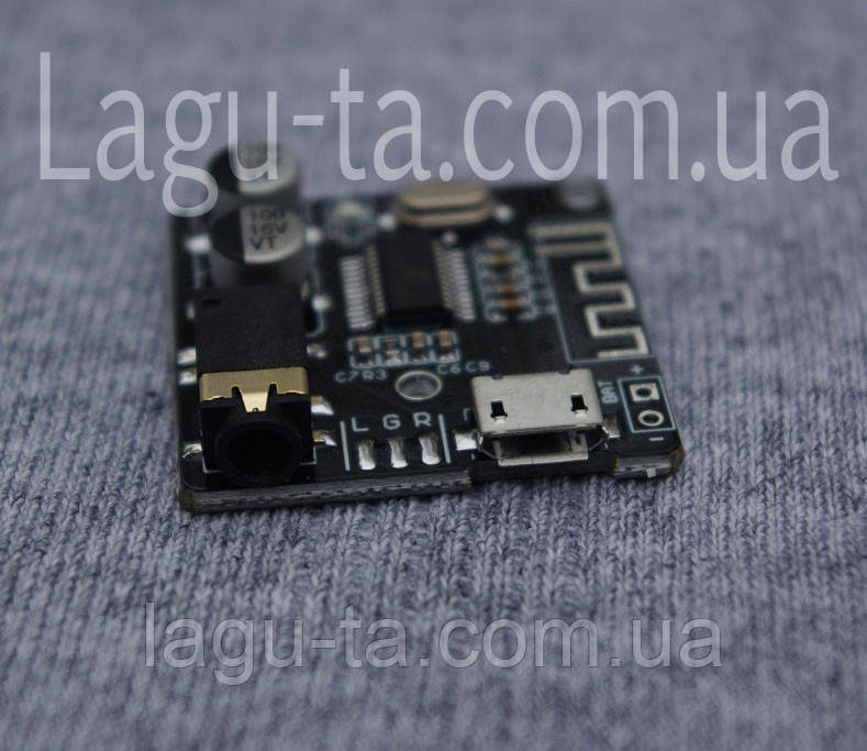 Bluetooth 5,0 беспроводной стерео музыкальный модуль блютуз