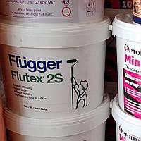 Флюггер матова фарба для стелі 10л
