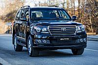 Тюнінг обвіс Toyota Land Cruiser 2012-2015 р. в. MTR