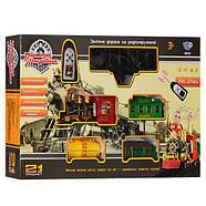 Железная дорога Limo Toy Классический экспресс на радиоуправлении Быстрая доставка, фото 2