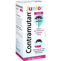 Сироп при температуре, боли в горле и кашле для детей CONTRAMUTAN Junior Sirup 150 ml