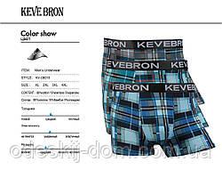 "Мужские боксеры хлопок+бамбук ""Kevebron"""