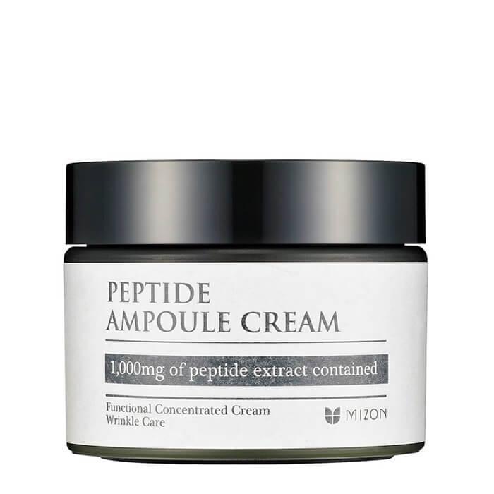 Омолаживающий пептидный крем для лица Mizon Peptide Ampoule Cream