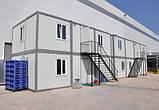 Быстровозводимые модульные здания на металлическом каркасе, фото 4