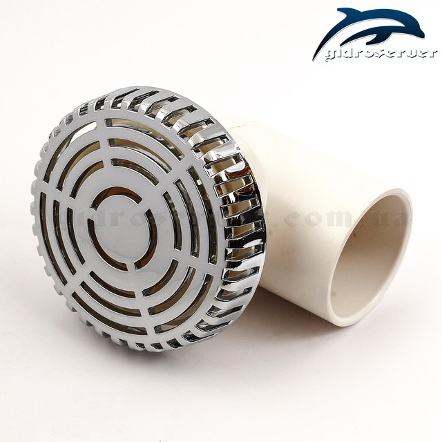Водозабор для гидромассажной ванны, джакузи VZ-01 стандартного образца.