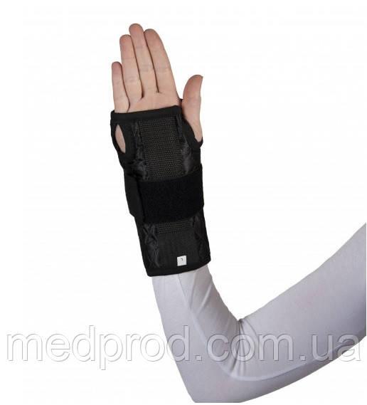 Лонгет - ортез для руки полной фиксации лучезапястного сустава с металлической шиной