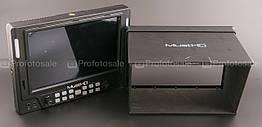 """MustHD M702S 7"""" 4K 3G-SDI & HDMI IPS"""