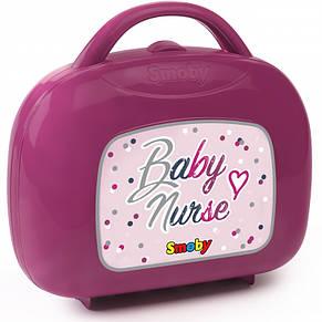 Чемодан с аксессуарами для куклы Baby Nurse Smoby 220341, фото 2