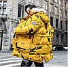 Куртка-пуховик парка мужская зимняя (+ БОЛЬШИЕ размеры), фото 6