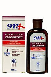 911 шампунь Себопирокс против перхоти д/всех типов волос 200 мл