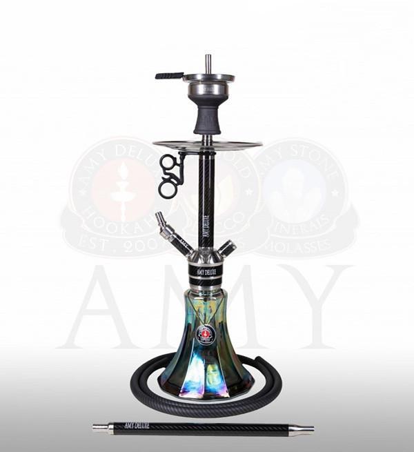 Кальян Amy Deluxe SS 22.02R Carbonica Pride R S Original