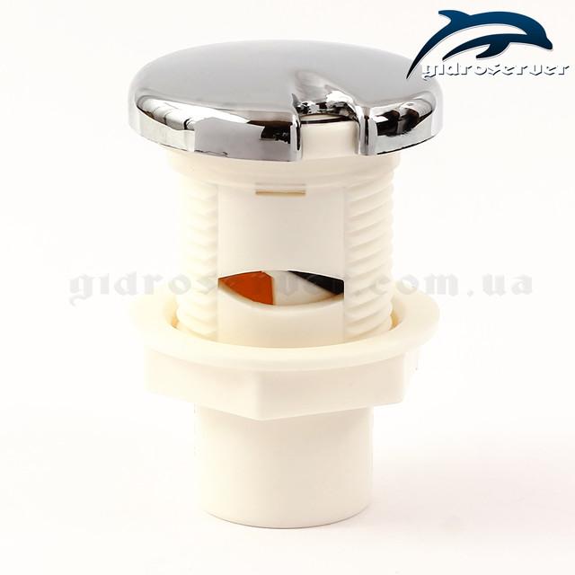 Регулятор повітря для гідромасажної ванни джакузі TP-01 стандартного зразка.