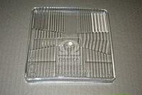 Стекло фары квадратной МТЗ ФГ-308 (пр-во Украина) 1633 (ФГ-308.03)