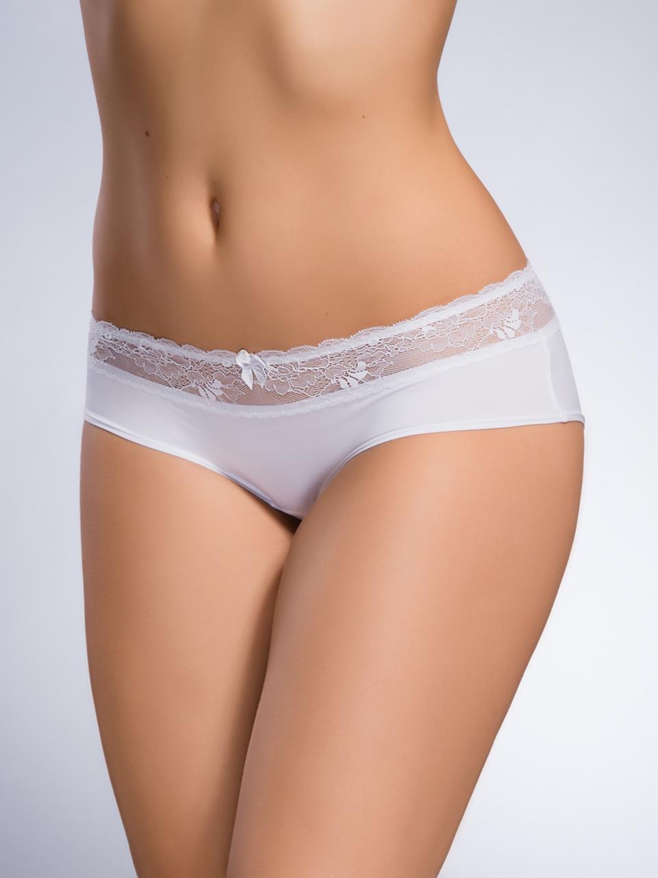 Трусики жіночі Acousma P6411H, колір Білий,  розмір L