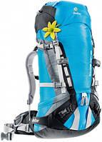 Рюкзак Deuter Guide 40+ SL цвет 3711 turquoise-black (33583 3711)