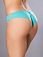 Трусики жіночі Acousma P6342H, колір Бірюзовий,  розмір S, фото 2