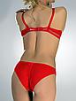 Комплект женского нижнего белья Acousma A6358-1BC-P6358H, цвет Красный, размер 85B-XL, фото 3