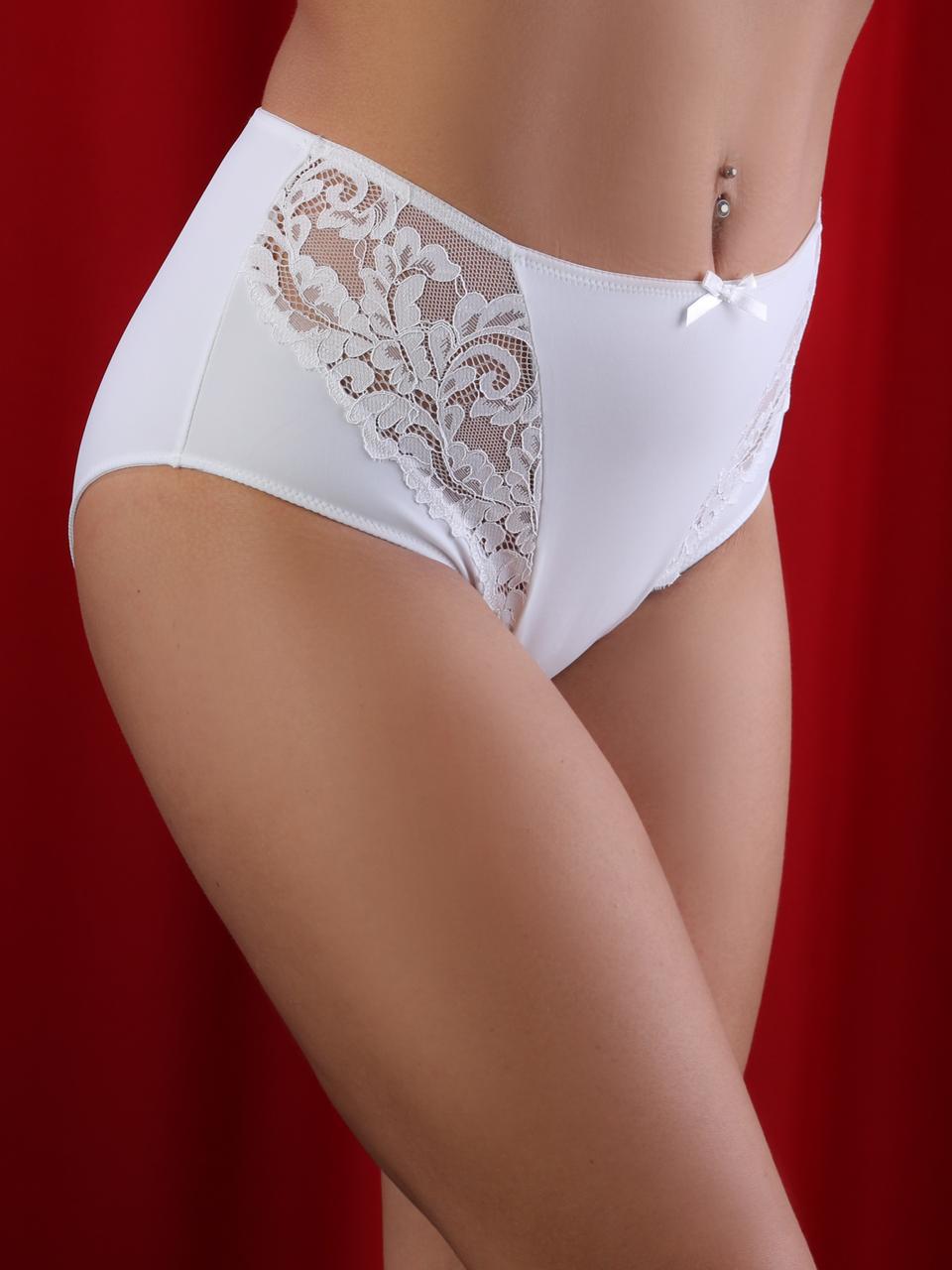 Трусики женские Acousma P6482H, цвет Белый, размер L