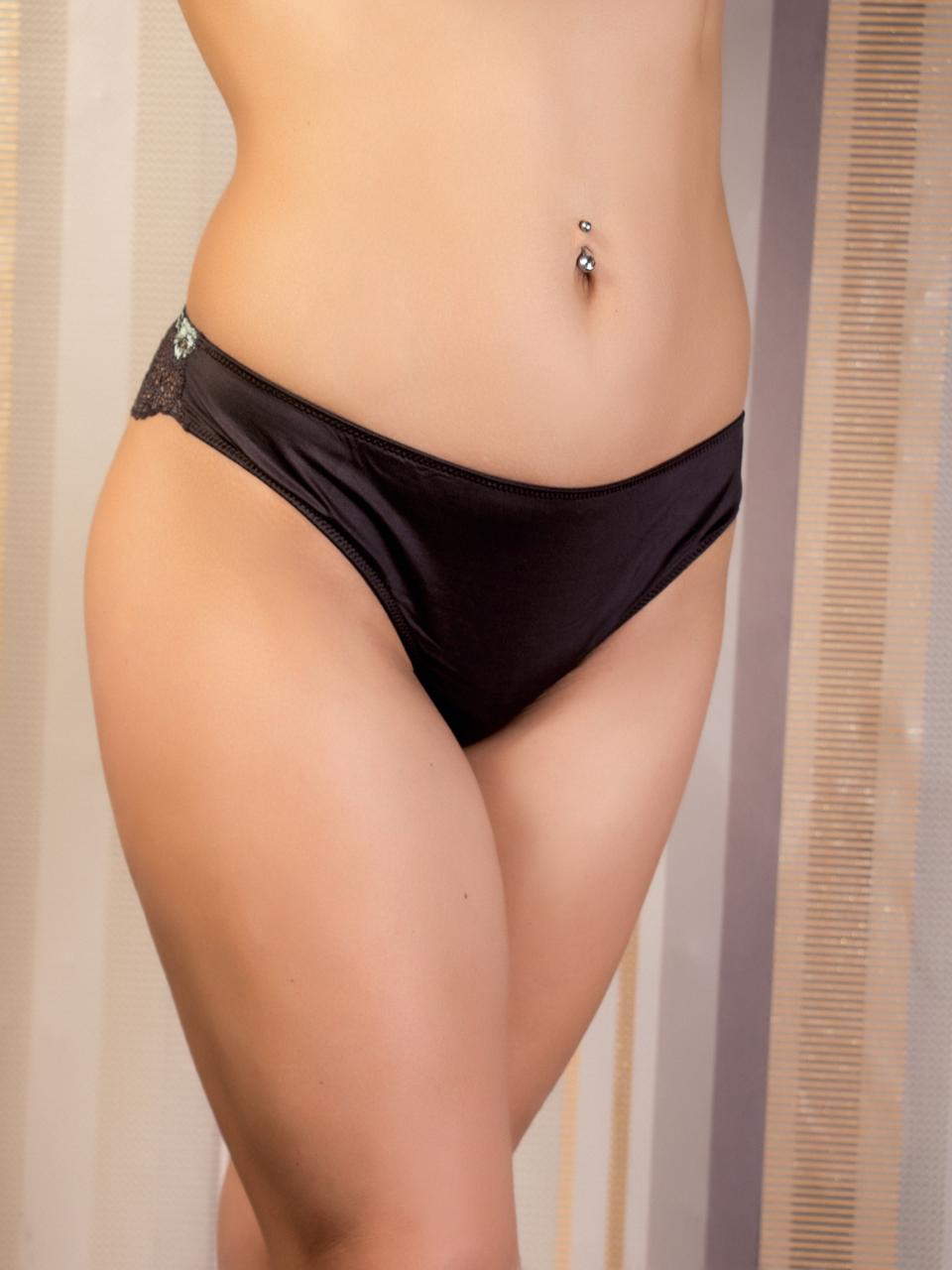 Трусики жіночі Acousma P6427H, колір Коричневий,  розмір L