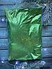 Присипка блиск (гліттер), близько 1 кг, зеленого кольору