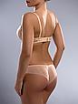 Комплект женского нижнего белья Acousma A6419BC-P6419H, цвет Бежевый, размер 75C-M, фото 3
