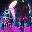 Игровой набор с куклами L.O.L. Surprise! O.M.G. Winter Disco Cosmic Nova Леди-Галактика ЛОЛ, фото 2