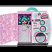 Игровой набор с куклами L.O.L. Surprise! O.M.G. Winter Disco Cosmic Nova Леди-Галактика ЛОЛ, фото 3