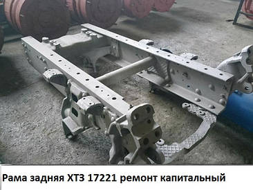 Ремонт узлов и агрегатов тракторов семейства Т-150
