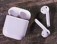 Беспроводные наушники Apple AirPods 1603 5.0 (100% копия) с кейсом