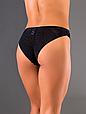 Трусики жіночі Acousma P6442H, колір Чорний,  розмір S, фото 3