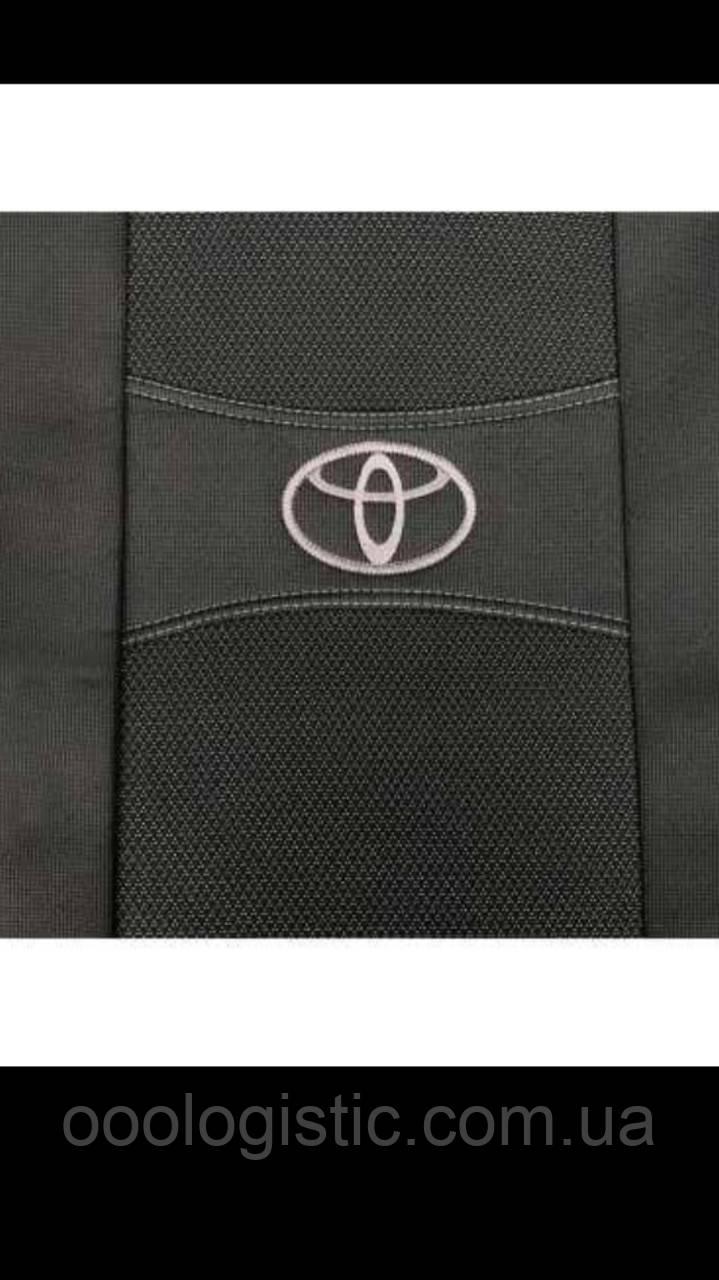 Авточехлы Toyota Corolla E 140 / E 150 2006-2012 Nika таета корола