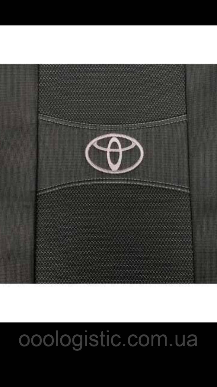 Авточехлы Toyota Corolla E 140 / E 150 2006-2012 Nika таета корола, фото 1