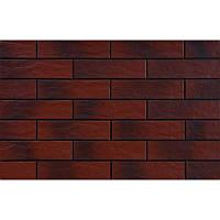 Клинкерная плитка Cerrad Country Wisnia Rust 1с 24,5*6,5*0,65 см