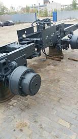 Ремонт рамы тракторов Т-150 (Т-150Г), Т-150К, Т-156, ХТЗ-17221, ХТЗ-17021
