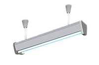 Облучатель бактерицидный потолочный ОБП-300м (4-30 Вт)