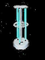 Облучатель БЕЗОЗОНОВЫЙ бактерицидный передвижной ОБПе-225м (3-30 Вт)