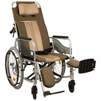 Многофункциональная инвалидная коляска с высокой откидной спинкой OSD
