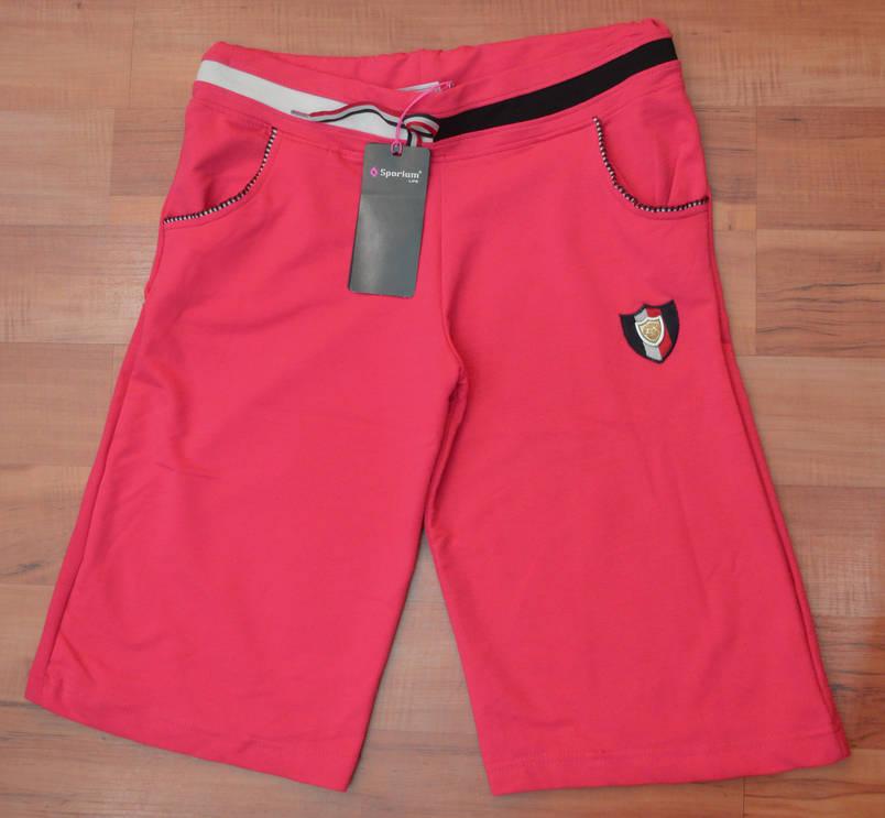 Женские спорт. капри, шорты 39-1 XL, фото 2
